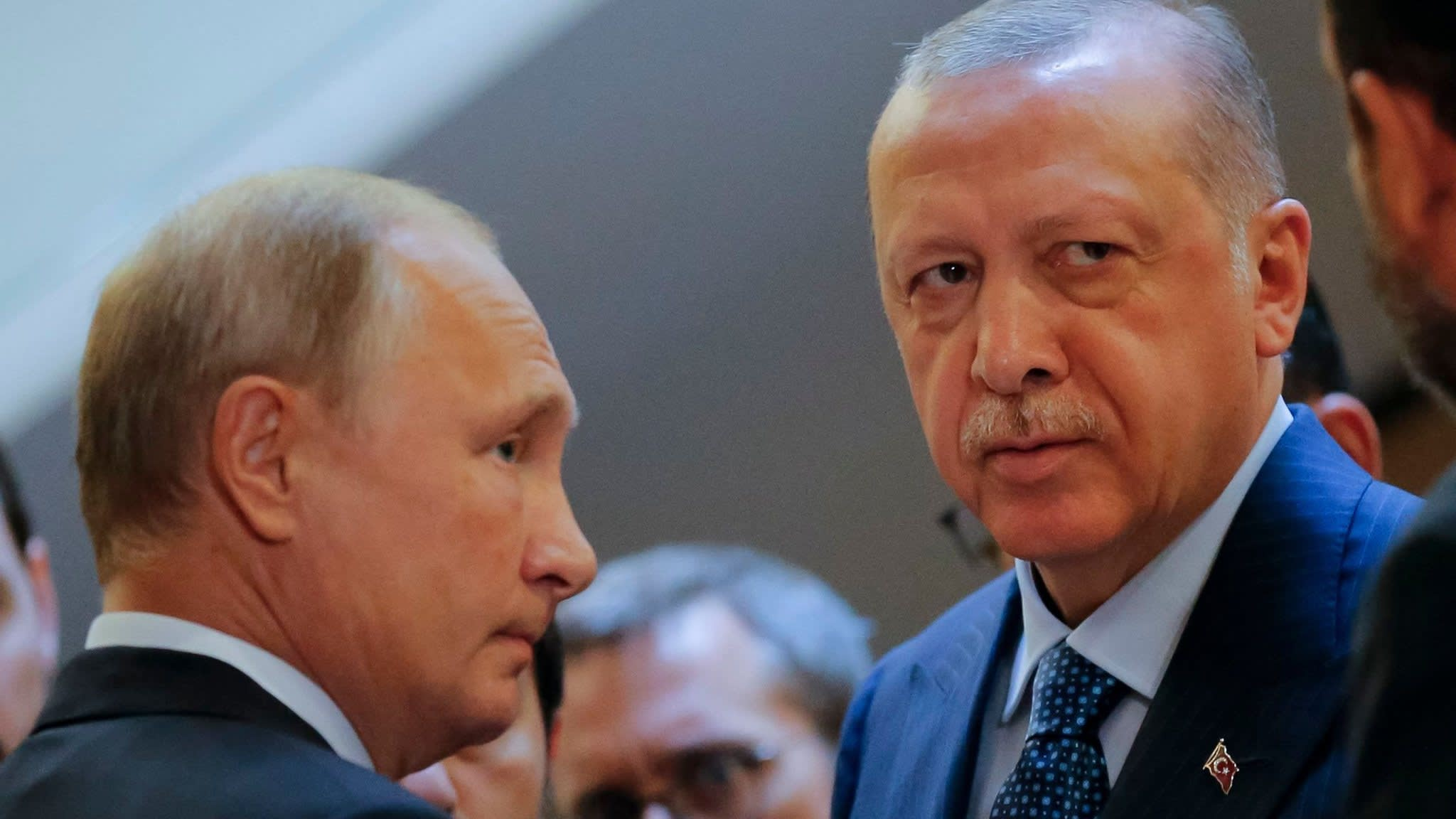 Putin agrees to demilitarised zone around Syria's Idlib