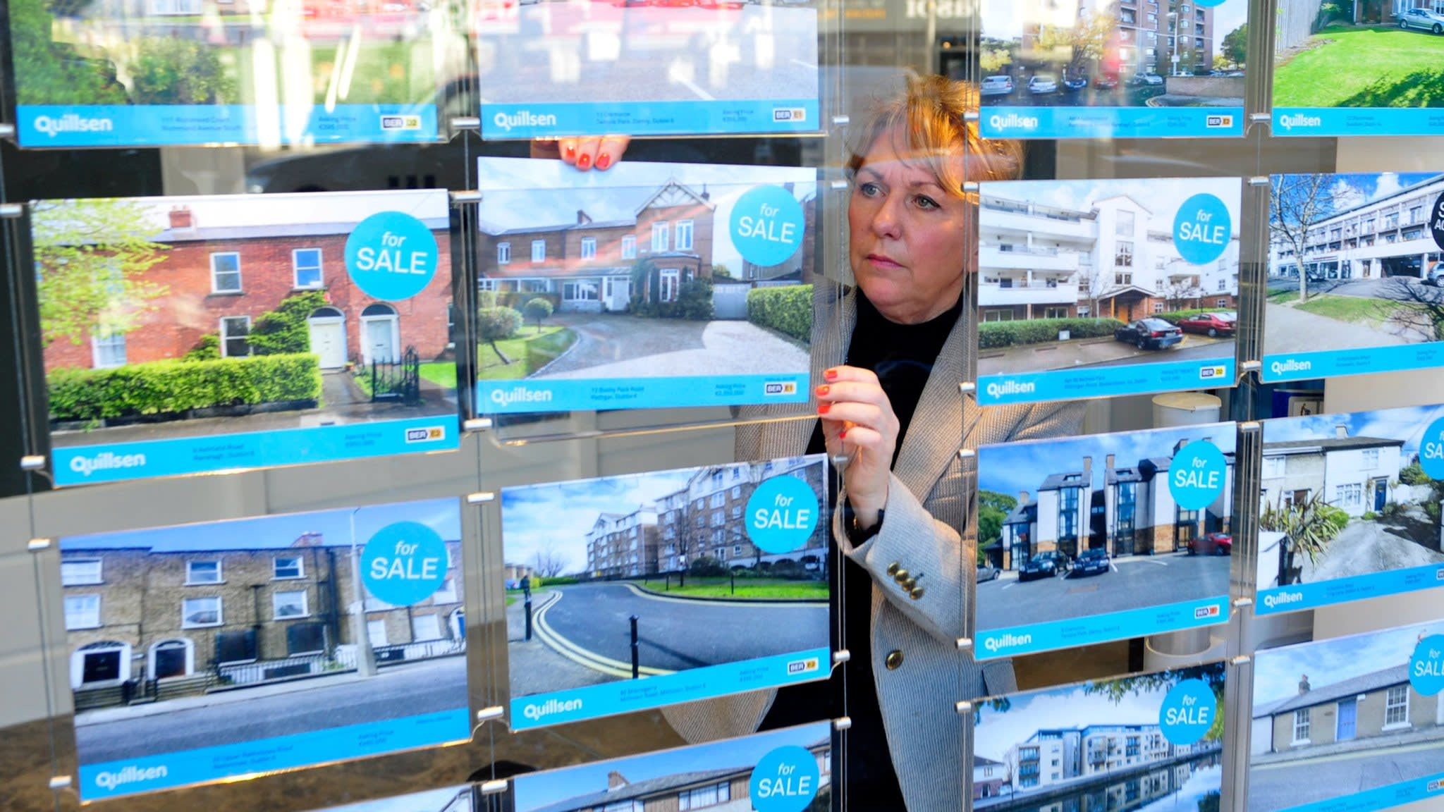 Eurozone house prices rise at fastest pace since financial crisis