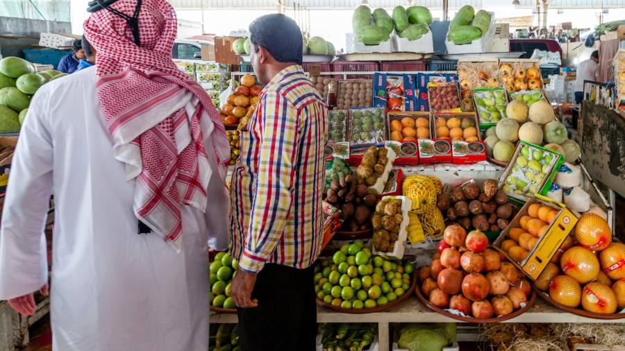 Qatar bans imports from four Arab neighbours   Financial Times