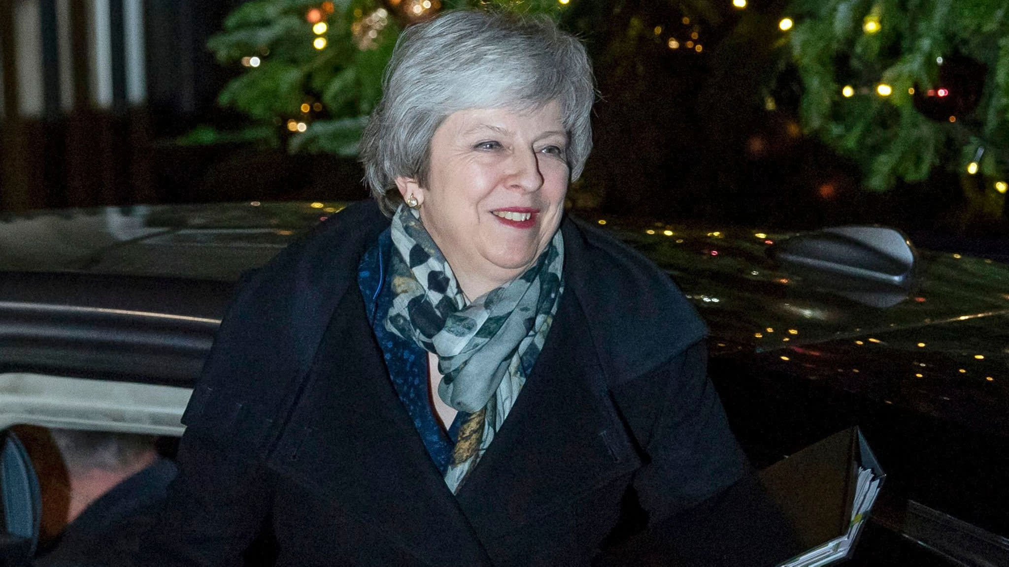 Theresa May looks to Brussels to defuse backstop row