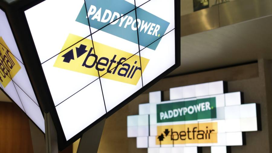 Paddy Power to rebrand as it looks to the US and online | Financial Times