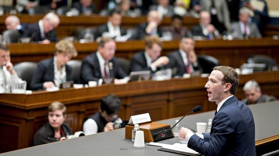 SEC opens investigation into Facebook data breach | Financial Times