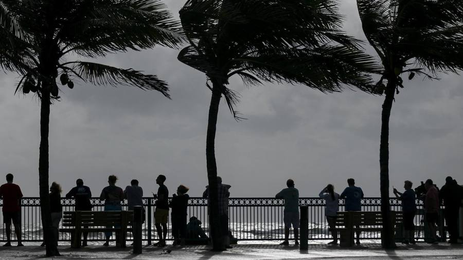 Miami Republicans at odds with Trump on climate change