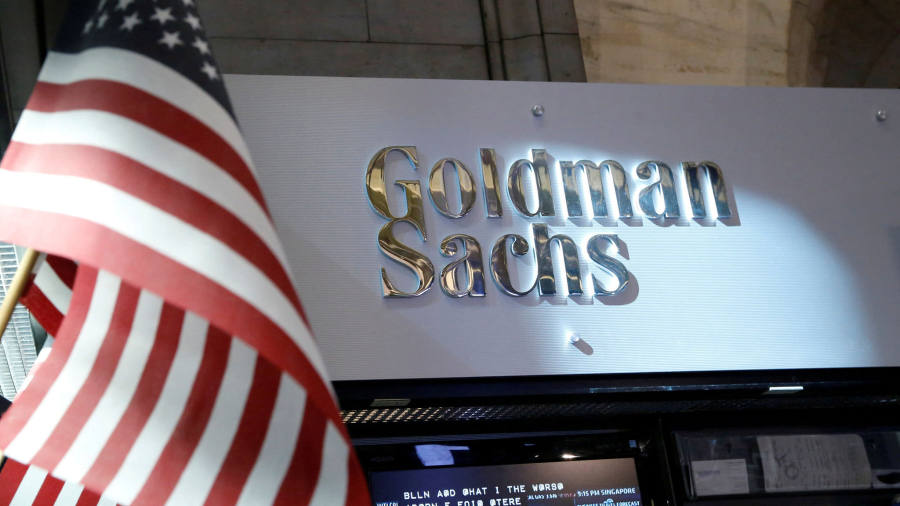 Goldman Sachs banker charged with insider trading