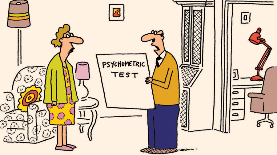 How to cheat a psychometric test | Financial Times
