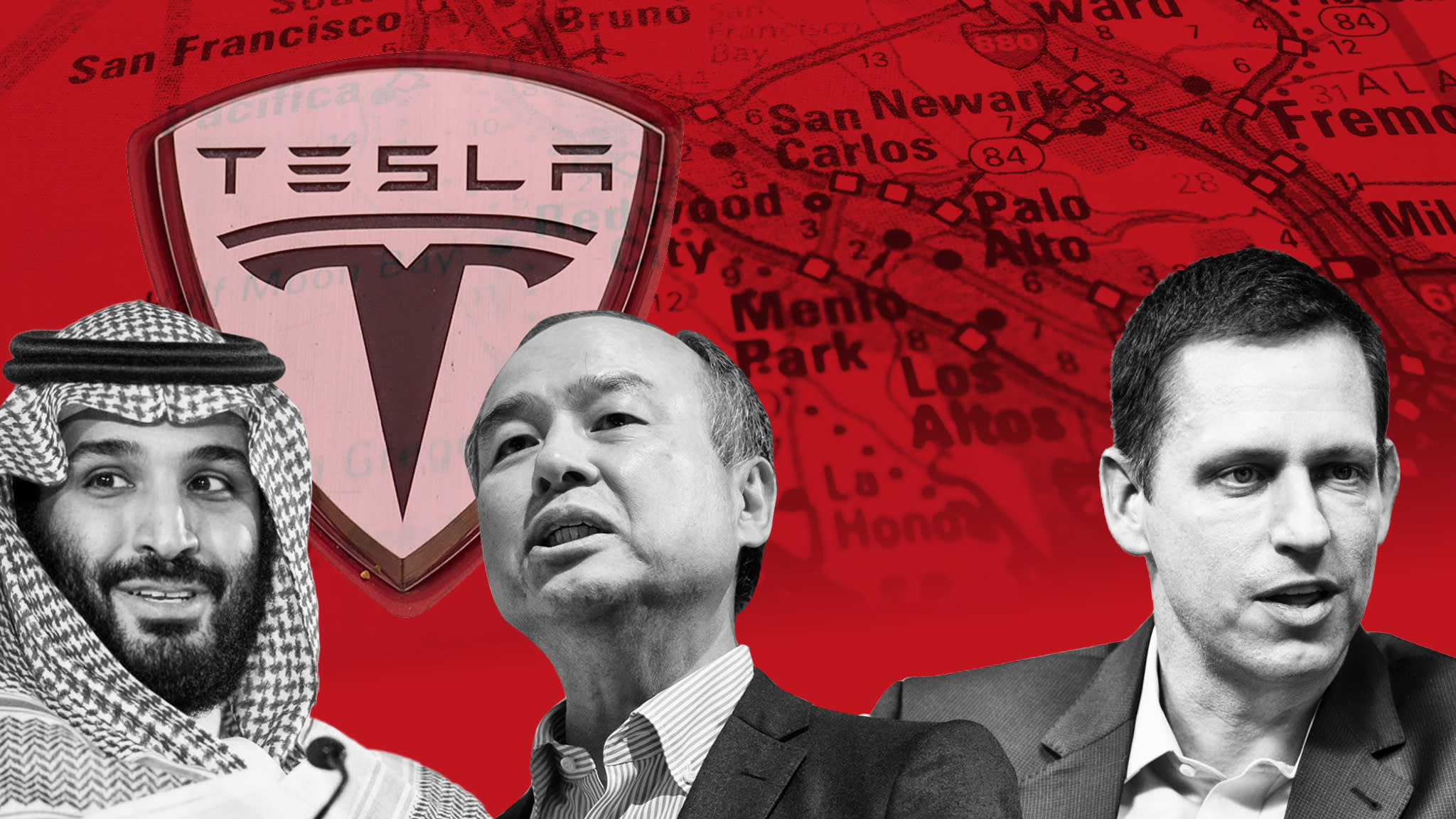 Who could fund Musk's Tesla buyout?
