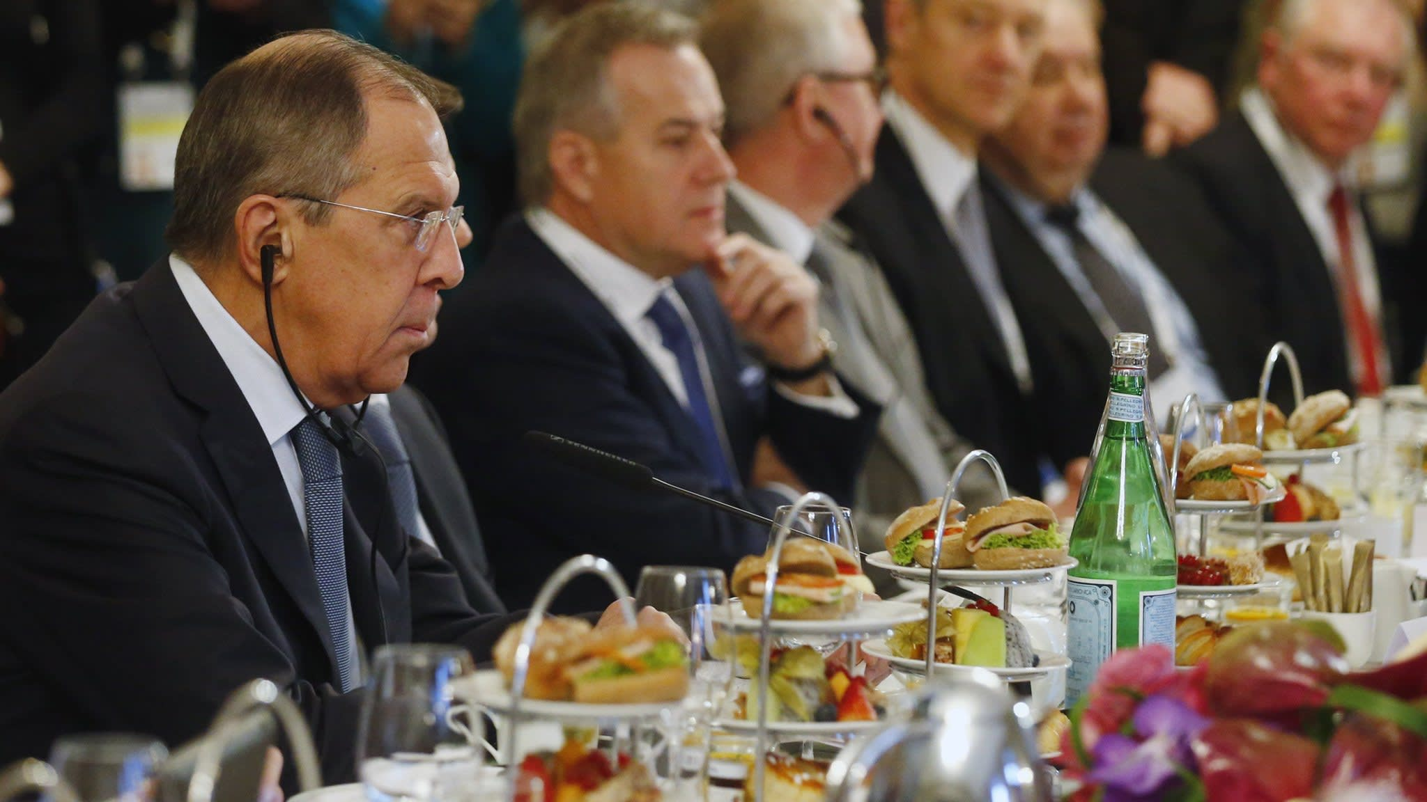 Russian foreign minister dismisses US indictment