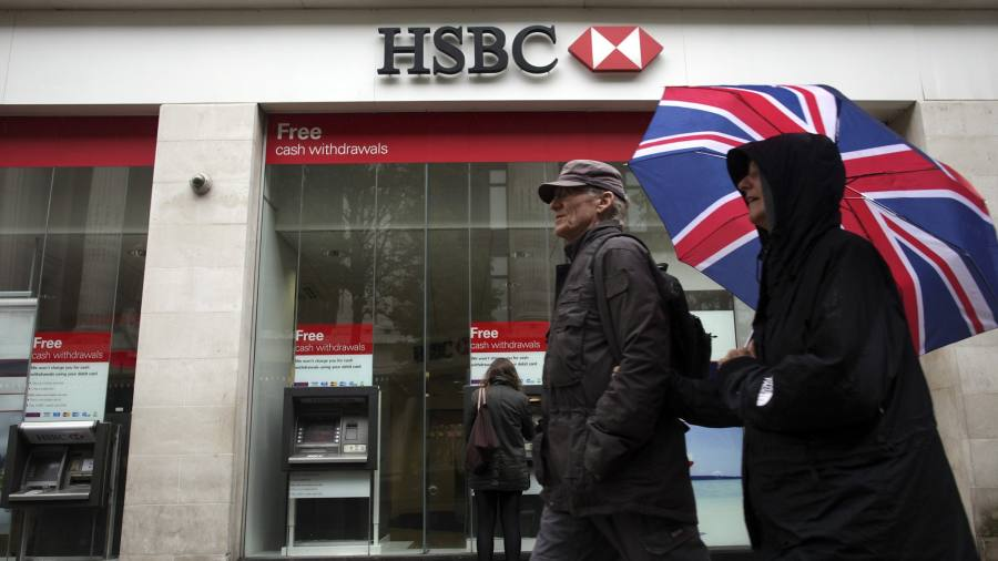 HSBC makes U-turn on UK staff pay deal | Financial Times