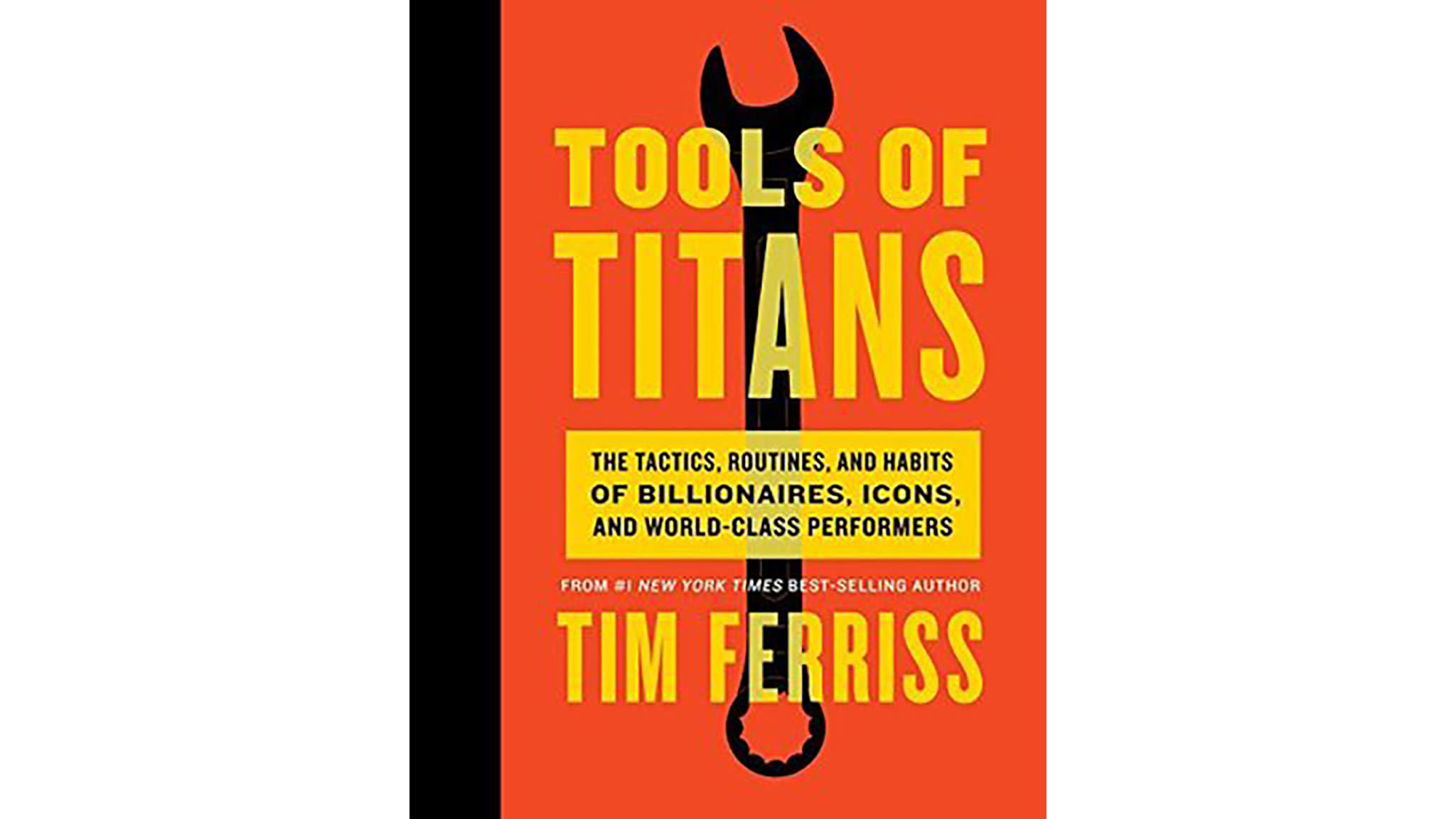 review — 'tools of titans', by tim ferriss | financial times
