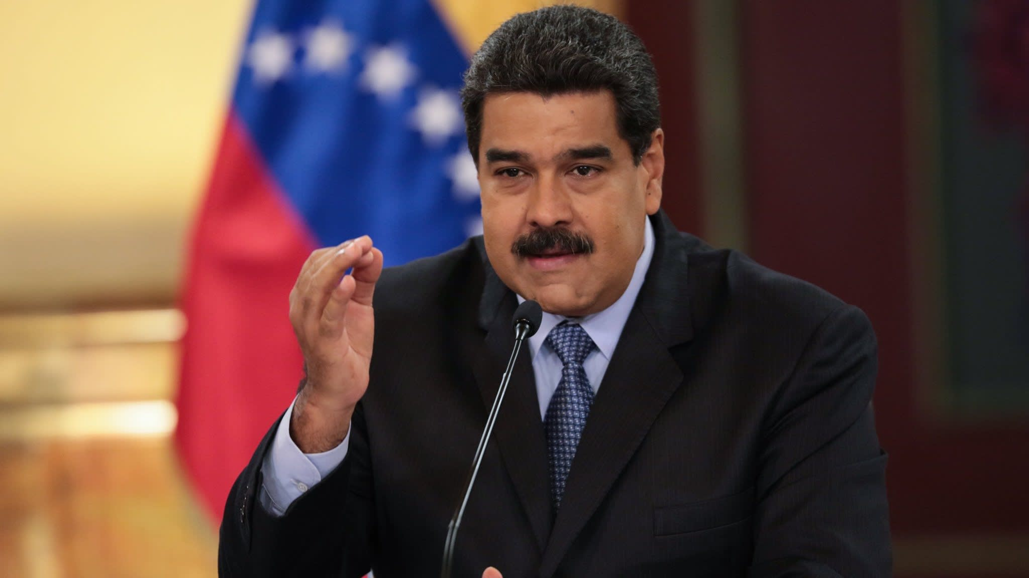 Latin American countries call for ICC to probe Nicolas Maduro