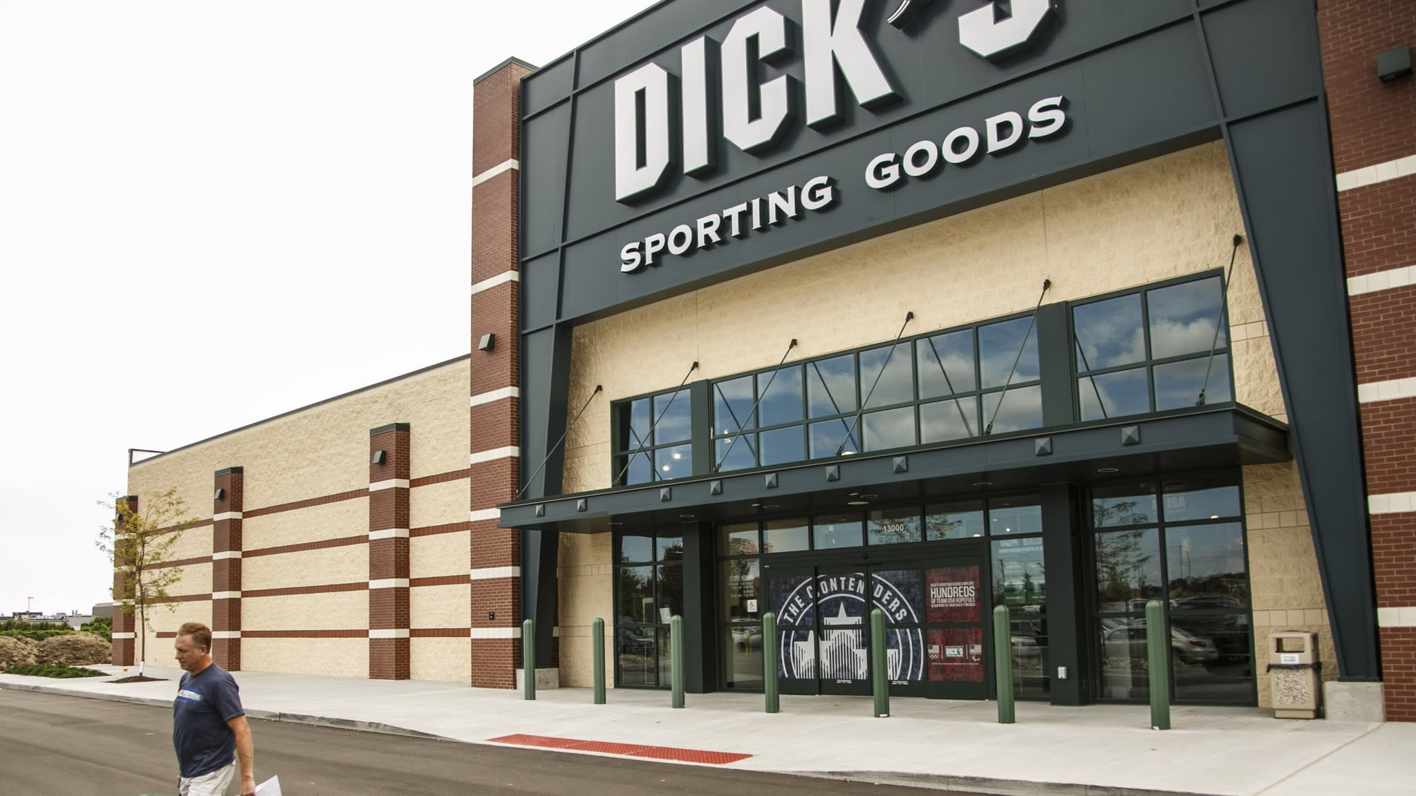 Dick's to stop selling assault-style rifles, CEO calls for gun reform
