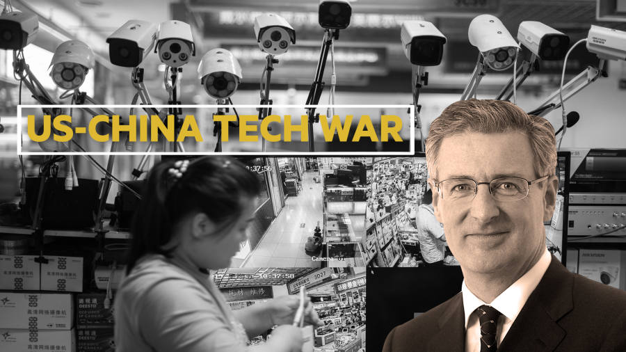 Why the US has a lot to lose in a tech war with China