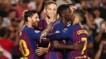 b96b92e6e Barcelona signs Rakuten of Japan as €220m shirt sponsor