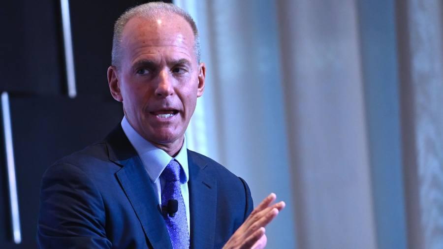 Dennis Muilenburg stripped of Boeing chairmanship