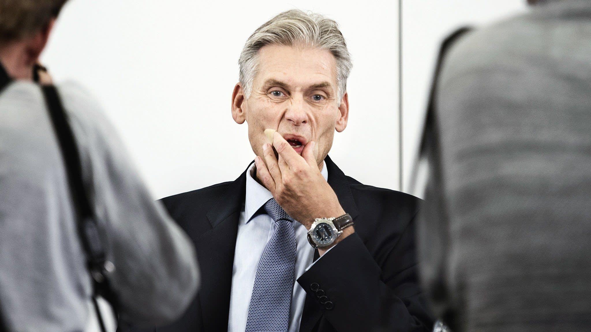 Danske Bank board ousts chief executive following €200bn scandal
