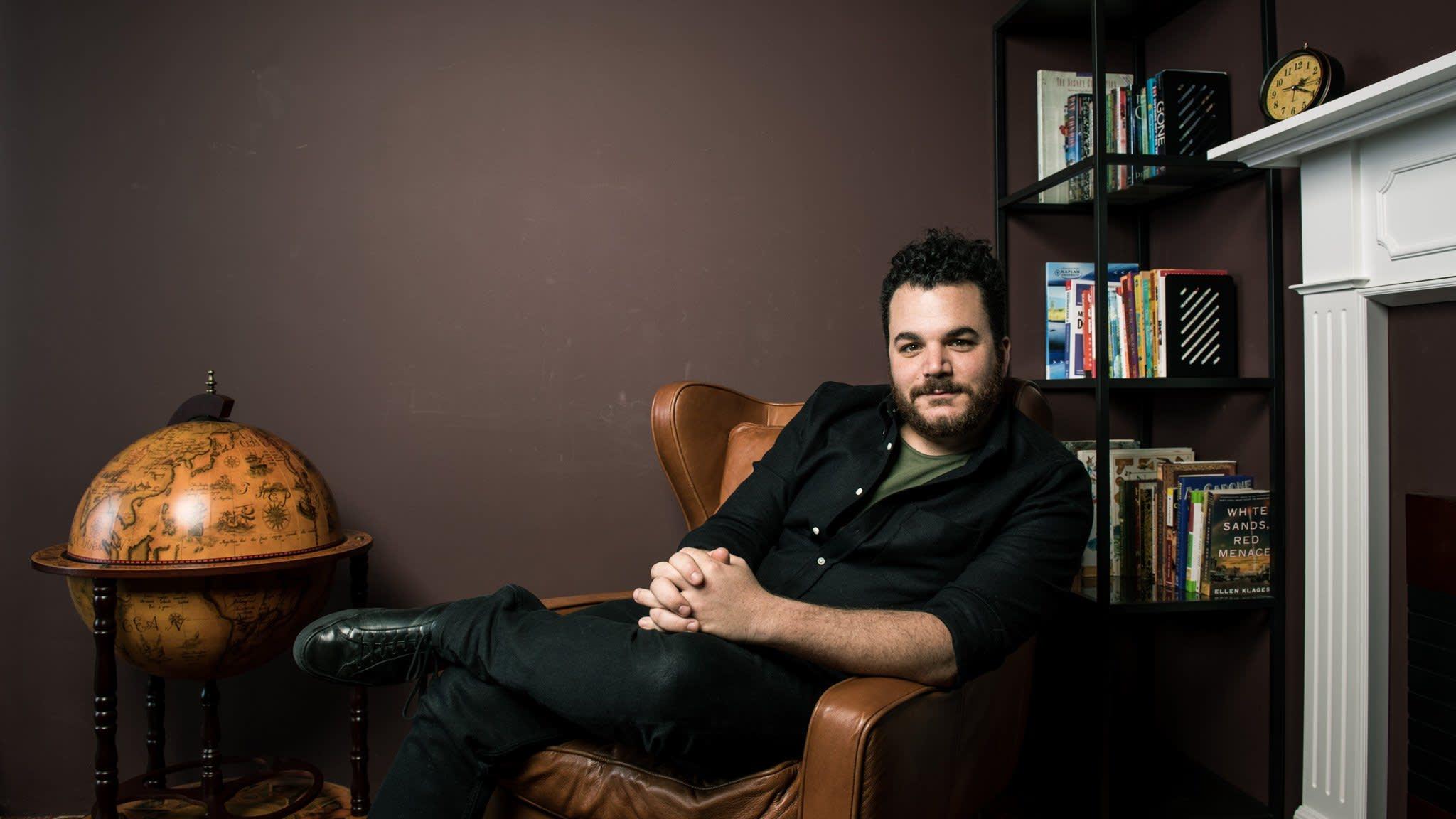 Houseparty founder Ben Rubin: 'I'm OK with Facebook'
