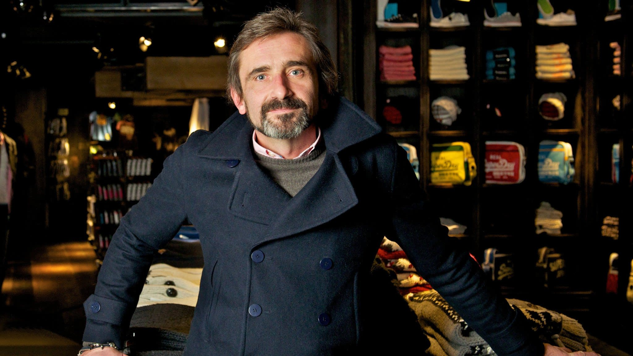 Superdry founder donates record £1m to pro-EU group