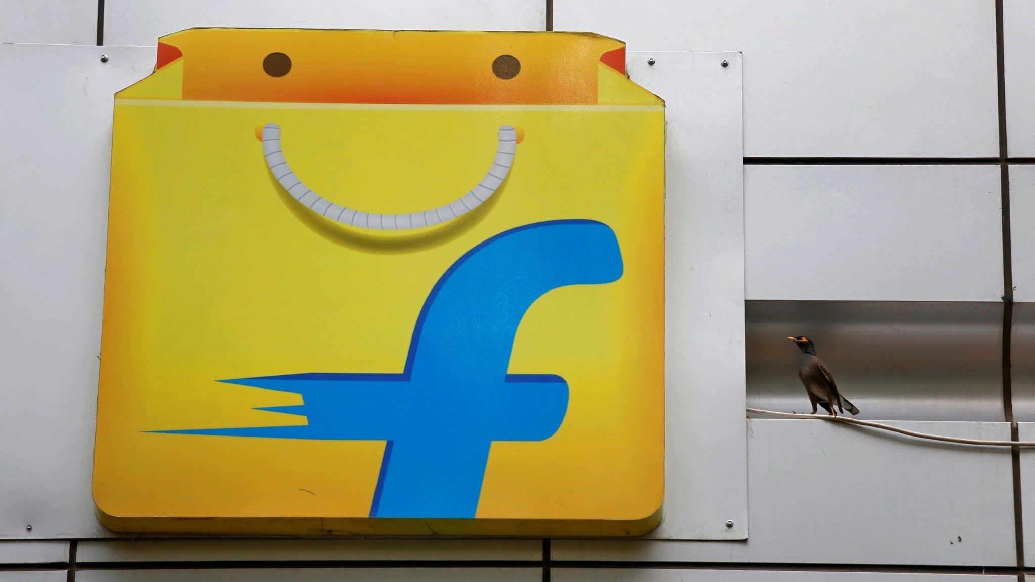 image when Walmart nears deal to take majority stake in Flipkart
