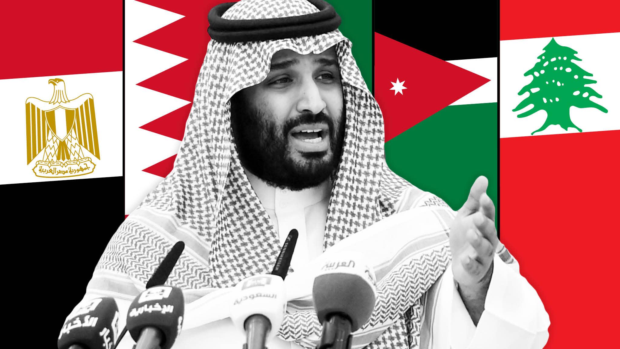 Arab neighbours hope Khashoggi outrage will rein in Saudi prince