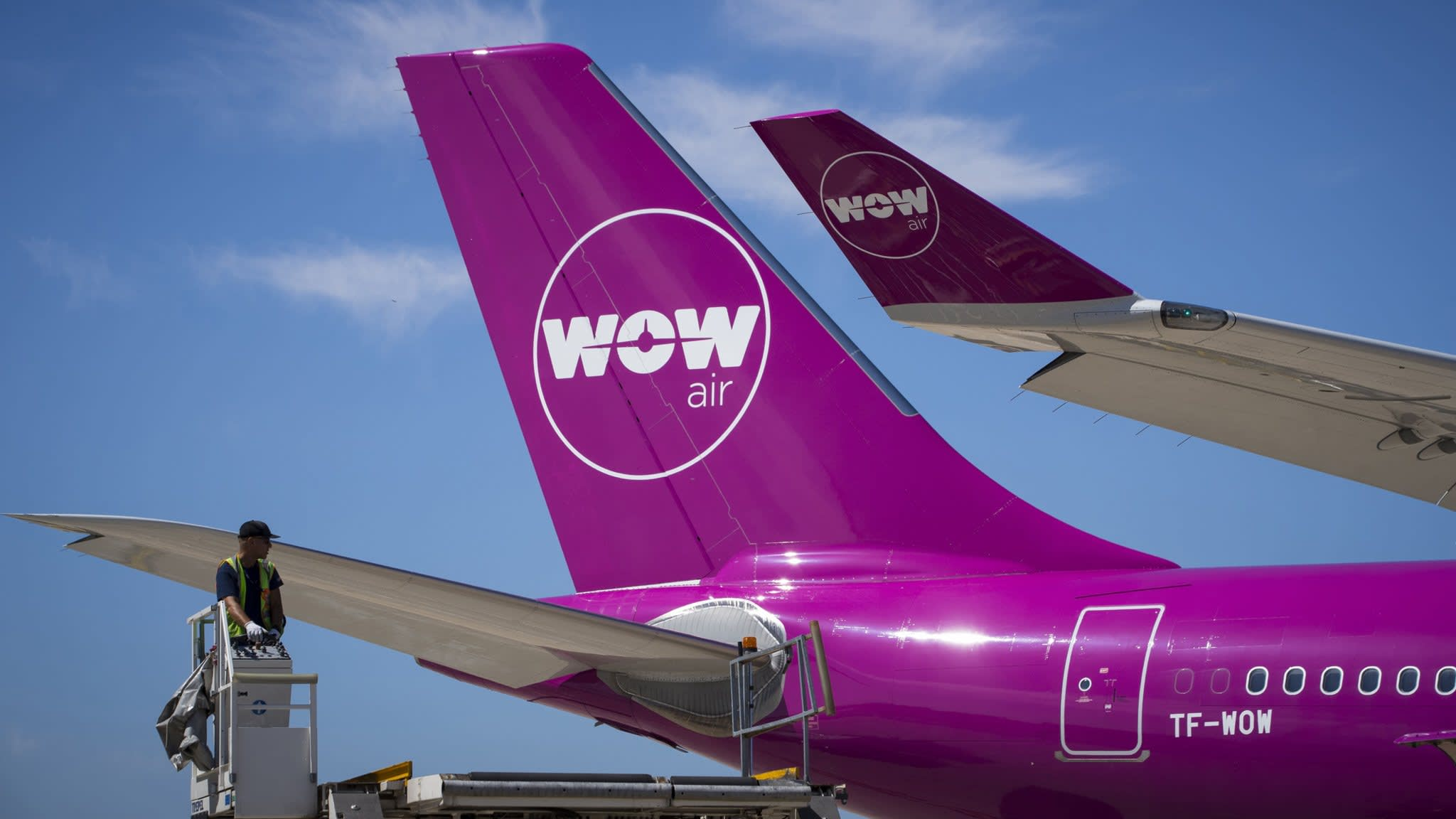 Wow Air sets course for $300m IPO