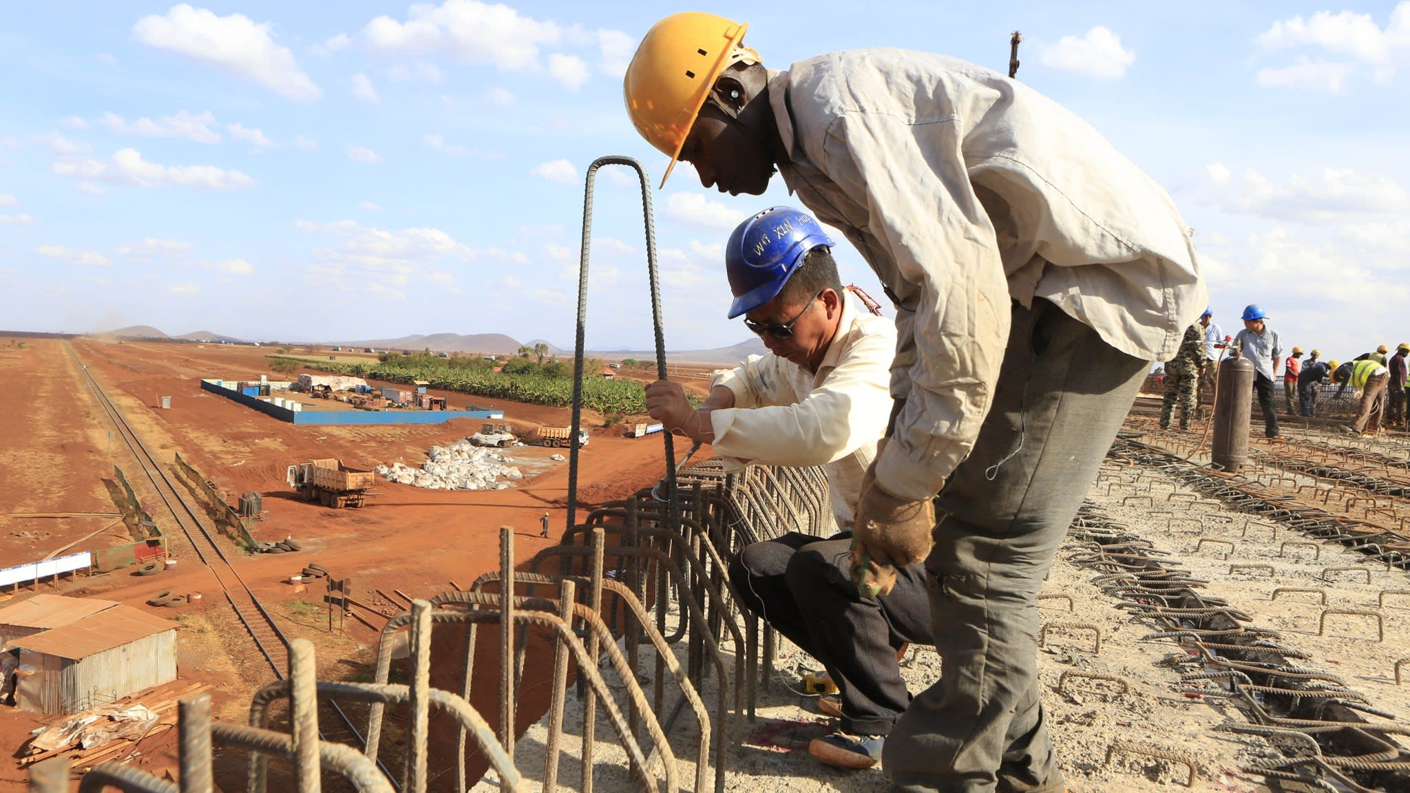 China pledges $60bn for Africa as Xi rejects 'debt trap' claims