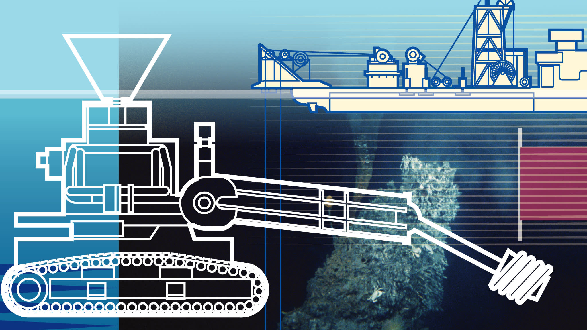 Electric vehicles spur race to mine deep sea riches | Financial Times