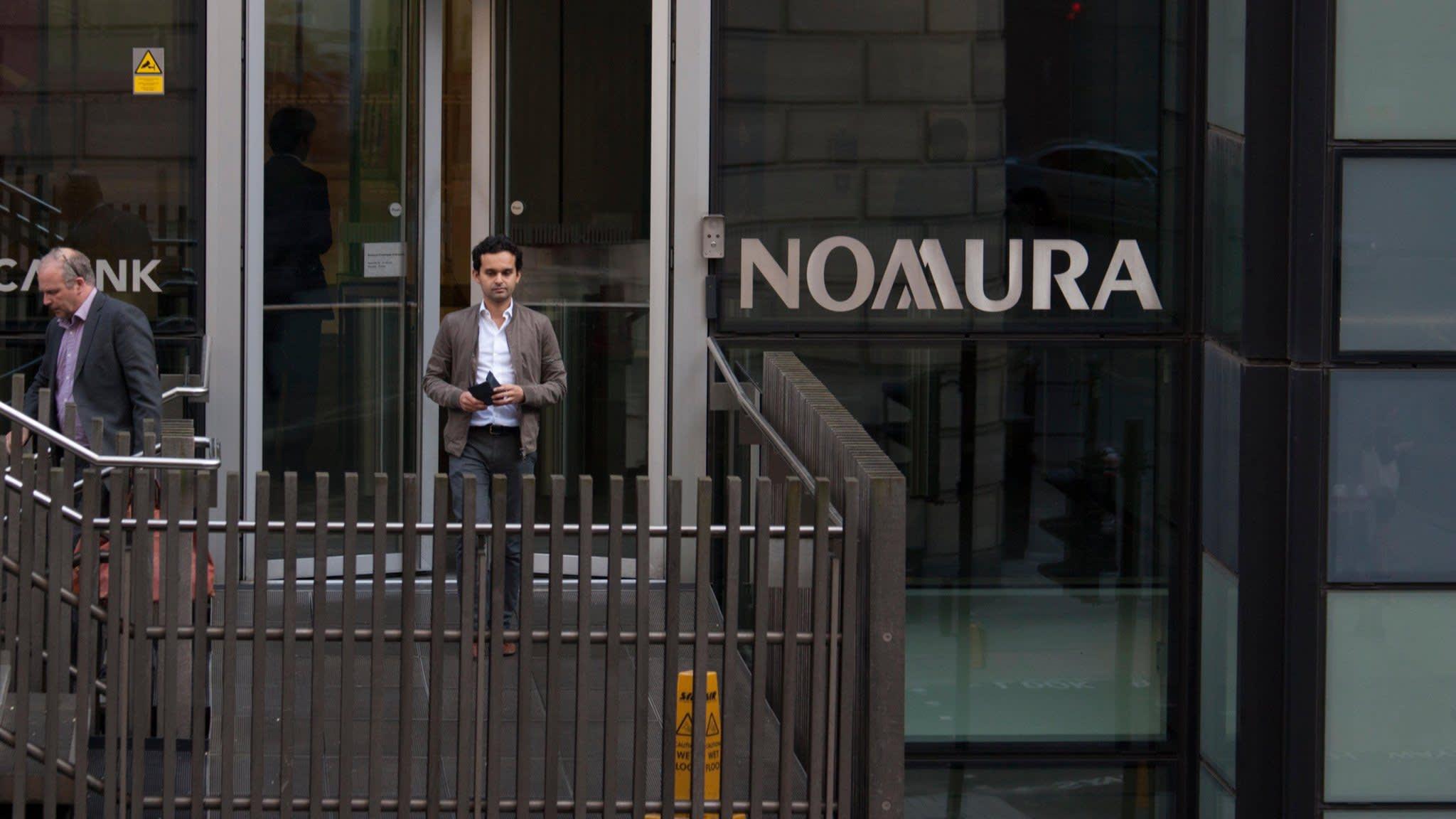 Nomura looks to Paris as post-Brexit EU lending hub