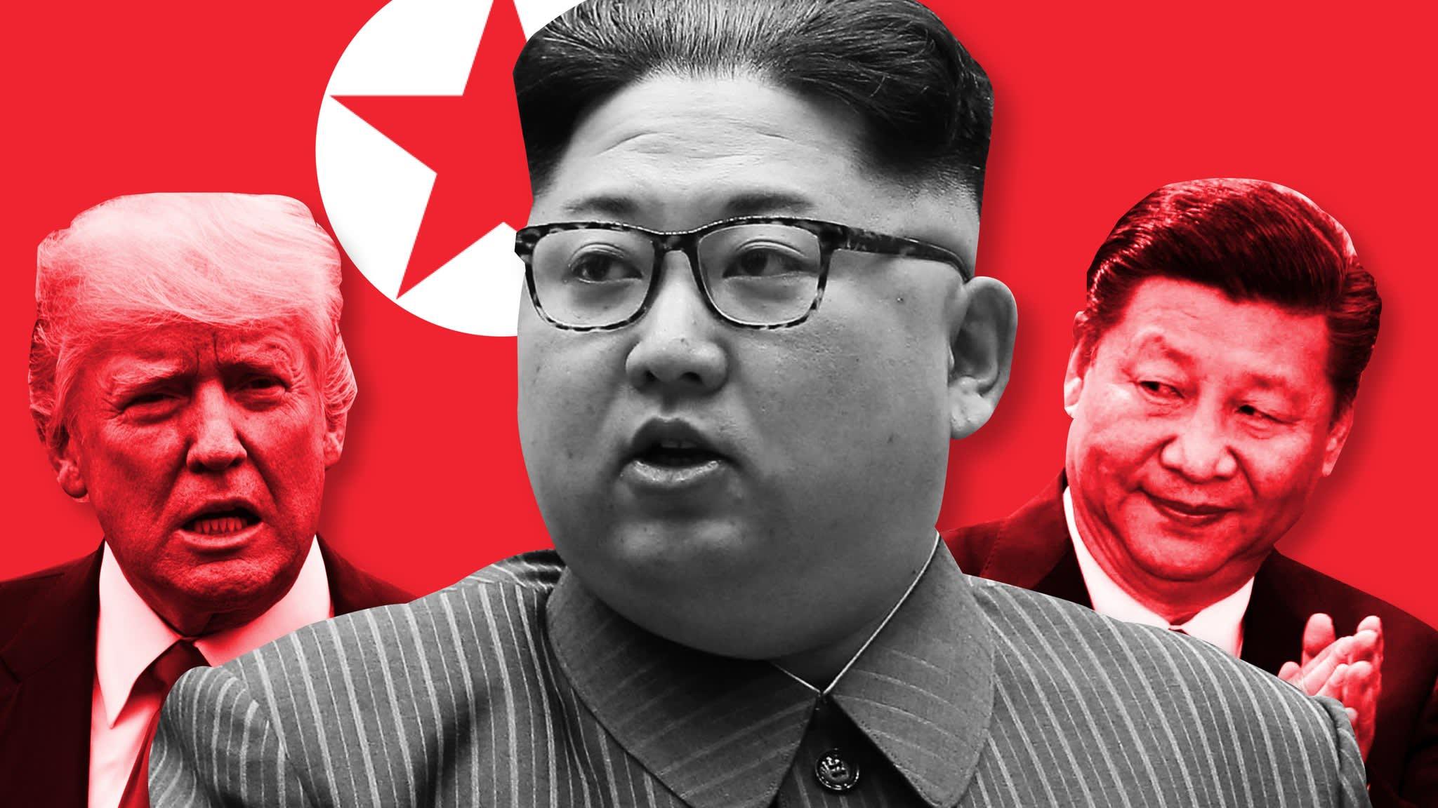 Kim Jong Un's 'secret' China visit sends loud message to US