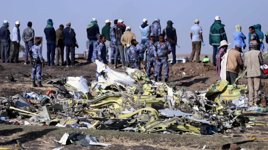Boeing crash drives wedge between EU and US aviation