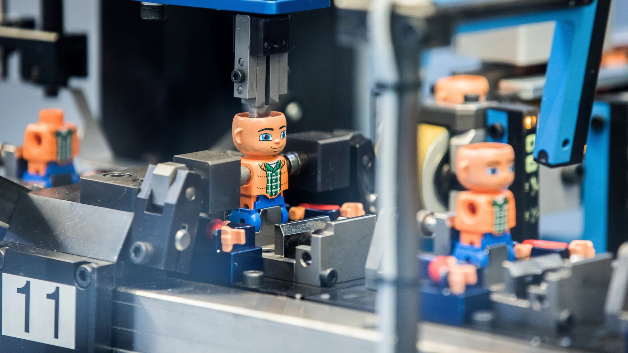 Lego builds green credentials with switch to sustainable plastics