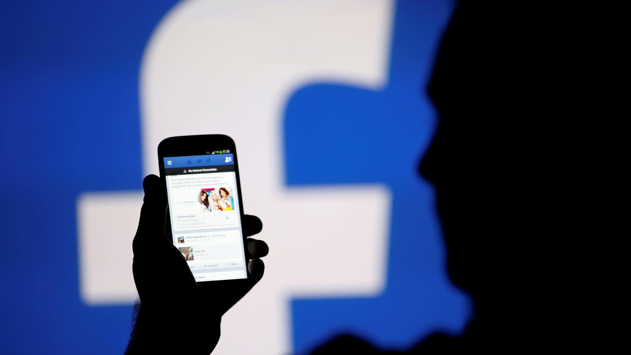 Facebook faces €100m fine after Belgian court ruling