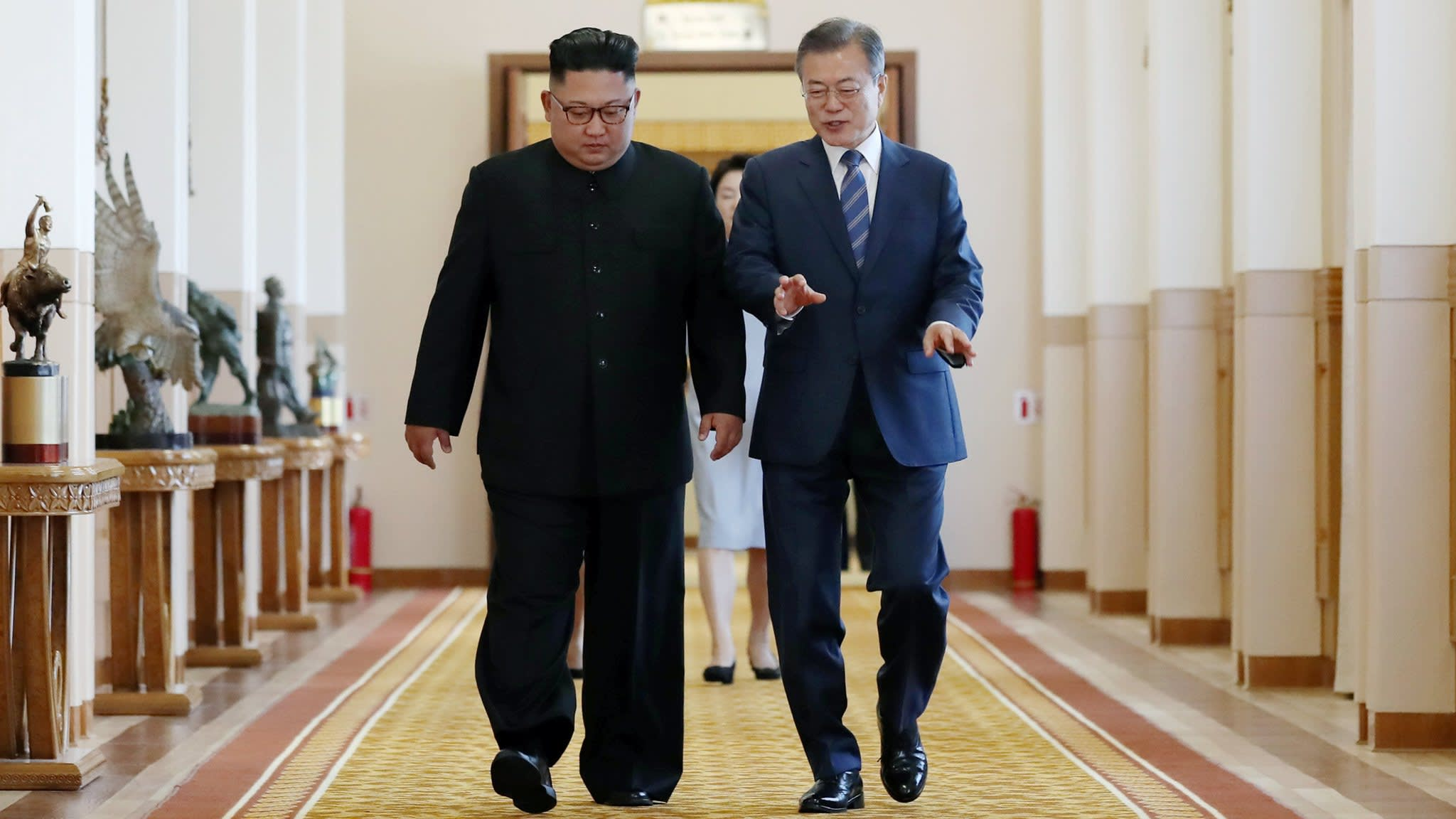 US and South Korea's divergence over North puts 70-year alliance at risk