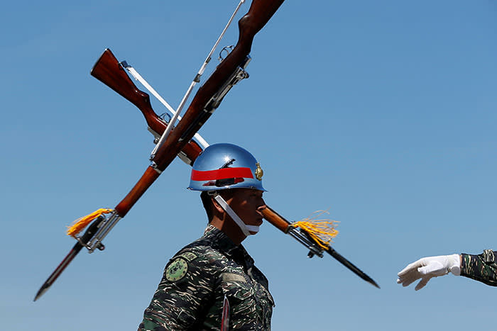 US approves $330m arms sale to Taiwan