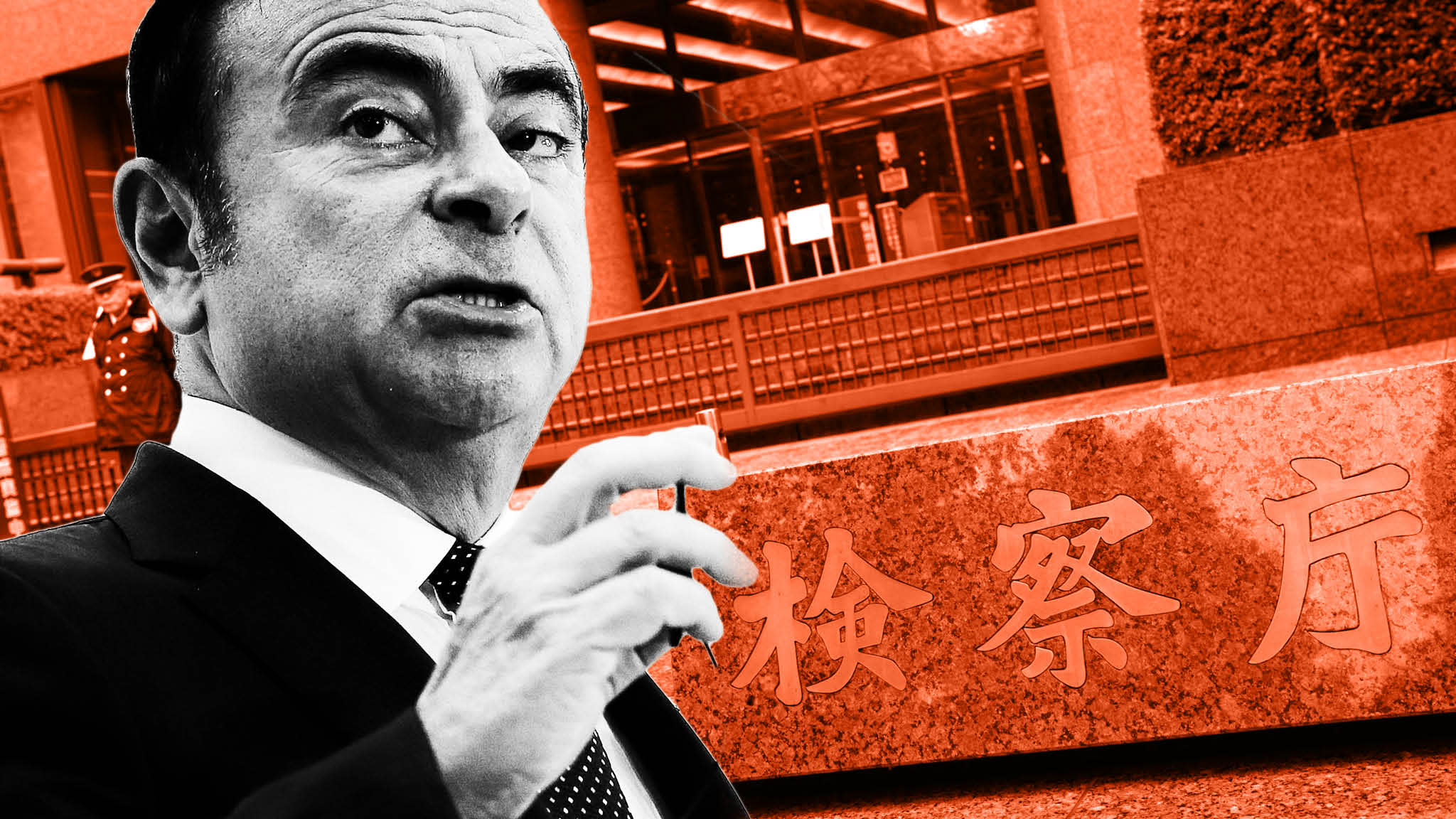 Carlos Ghosn pins hopes on ex-prosecutor who once pursued wealthy