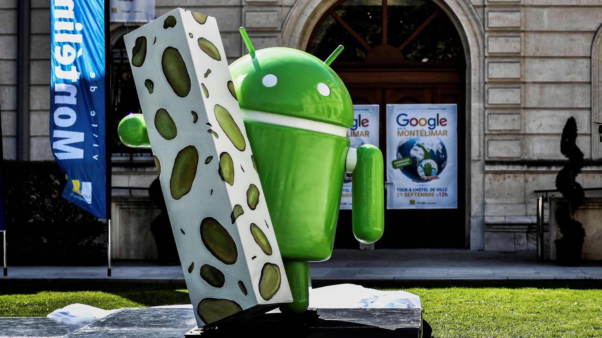 What EU's record fine will mean for Google