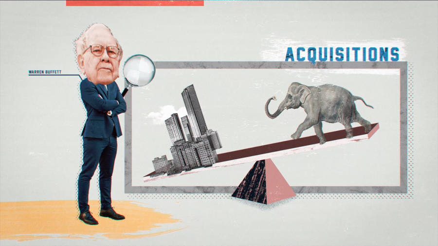 Where Warren Buffett is looking to buy next