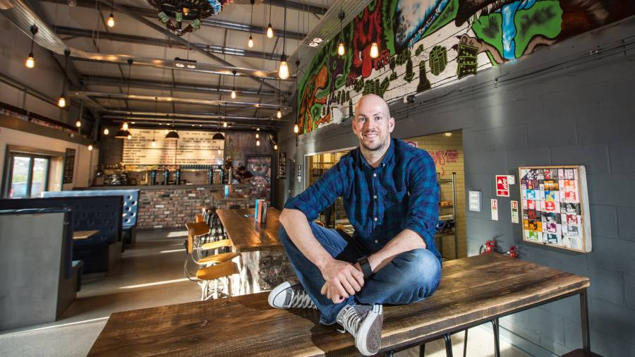Brewdog Co Founders Guide To Being A Business Upstart Financial Times