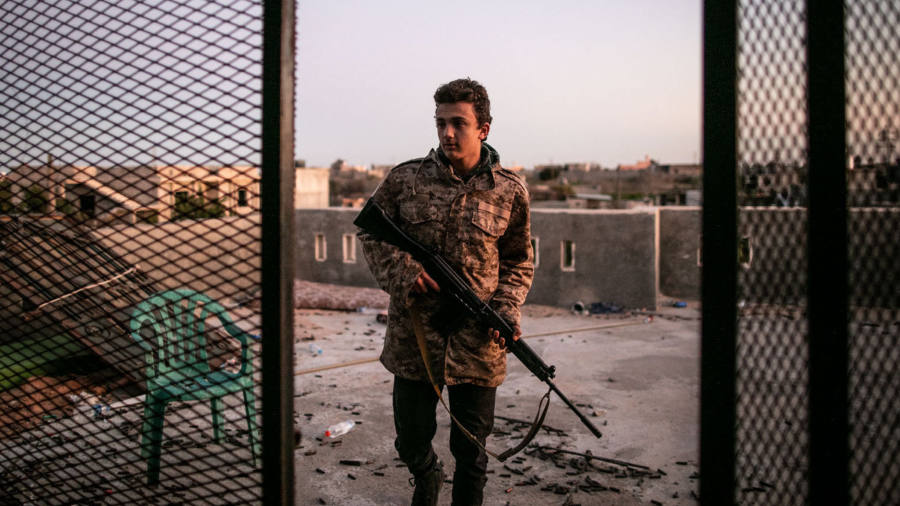 Libya ceasefire 'holding by a thread', UN official says