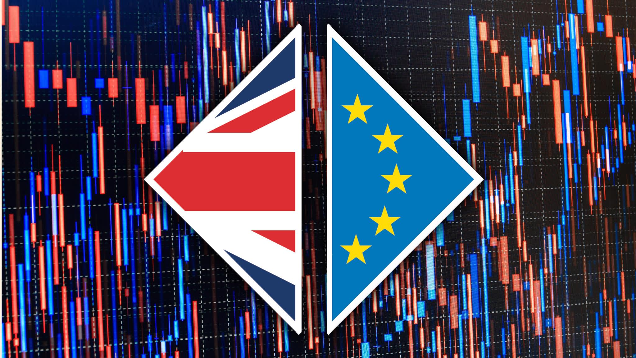 Brexit deal backlash sends investors into defensive territory
