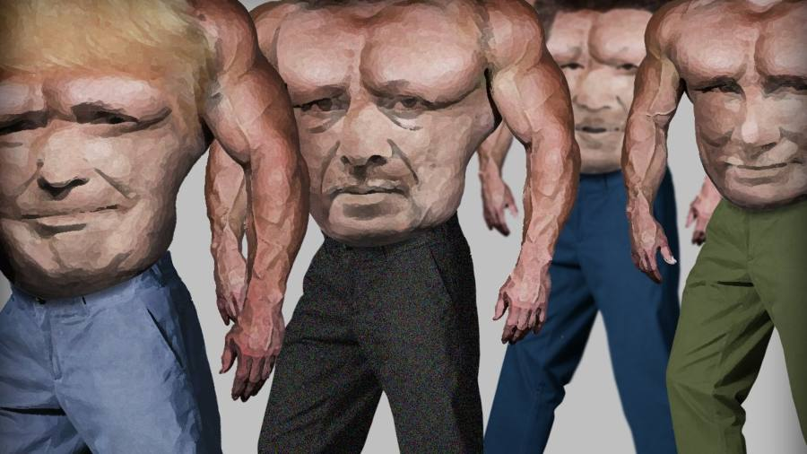 Trump, Putin, Xi and the cult of the strongman leader | Financial Times