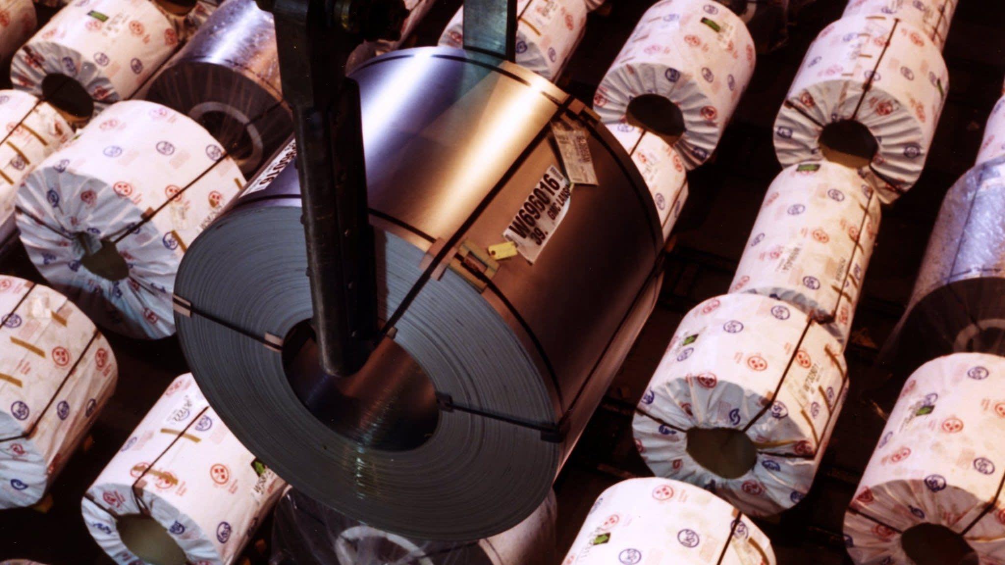 US Steel plans to restart steelmaking operations in Illinois