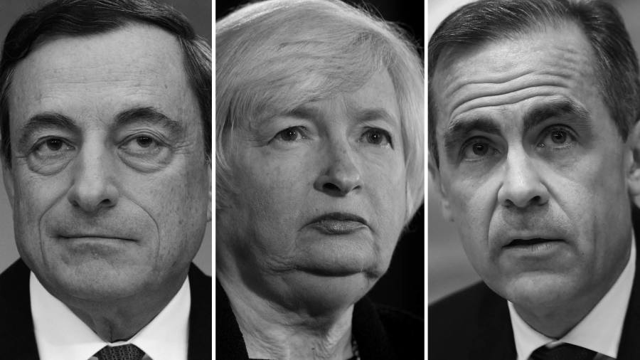 Central banks: Peak independence   Financial Times