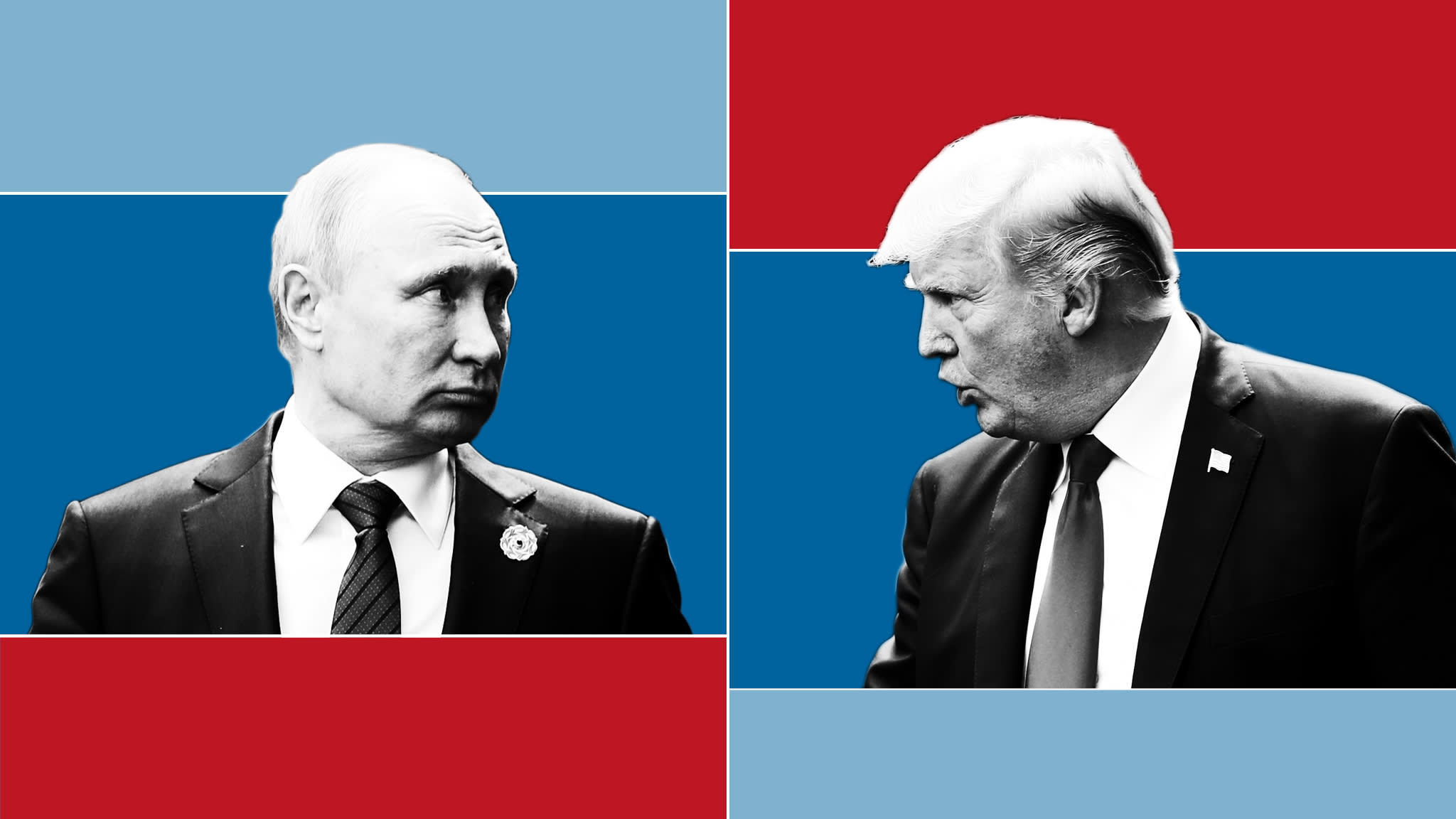 Trump and Putin: inside the muddled American policy on Russia
