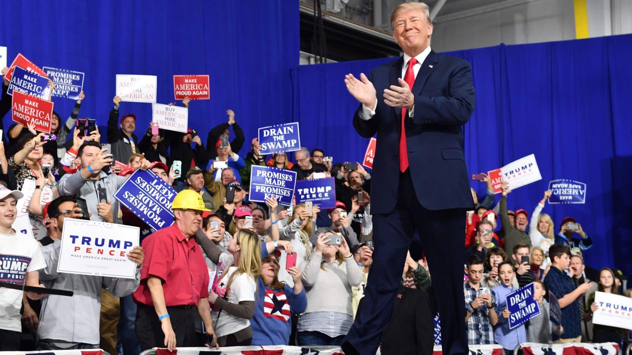 Donald Trump threatens German carmakers with tariffs