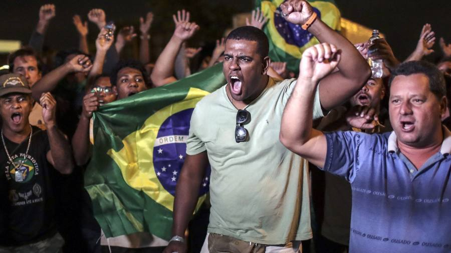 Brazil cuts diesel prices as truckers' strike cripples nation