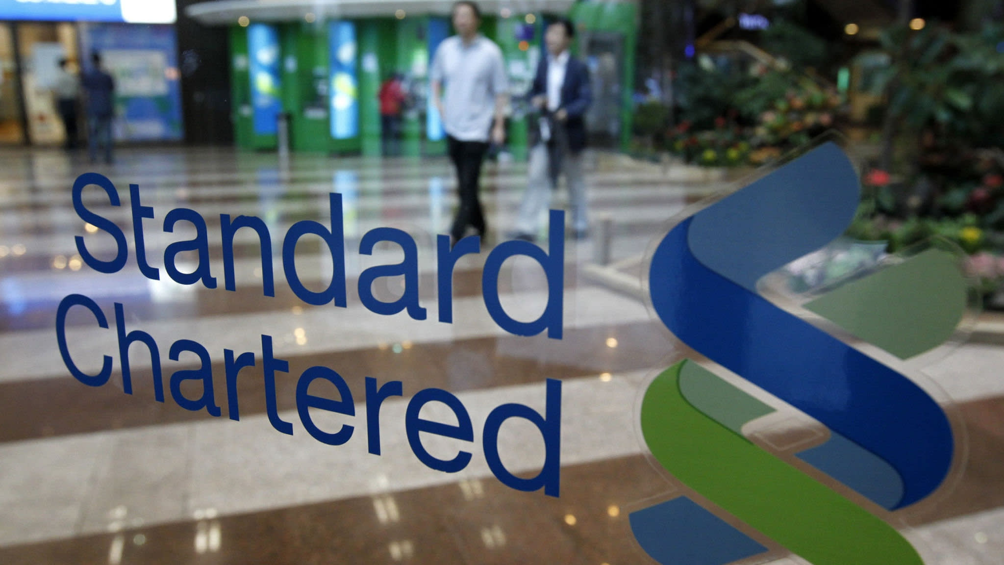 Temasek frustrated with Standard Chartered turnround