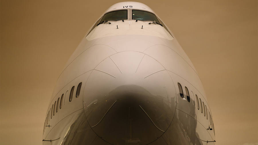 Boeing out in style: a pilot's final flight in a 747 ...