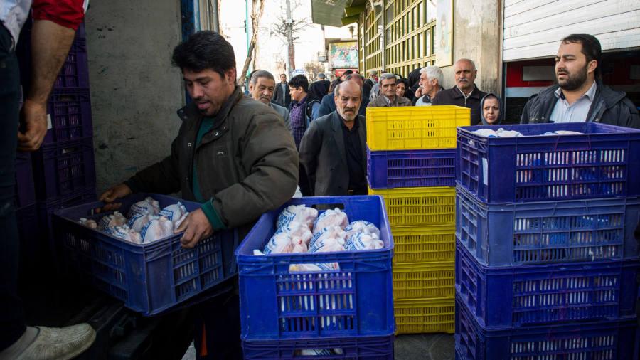 Economic pressures push Tehran hand in US stand-off