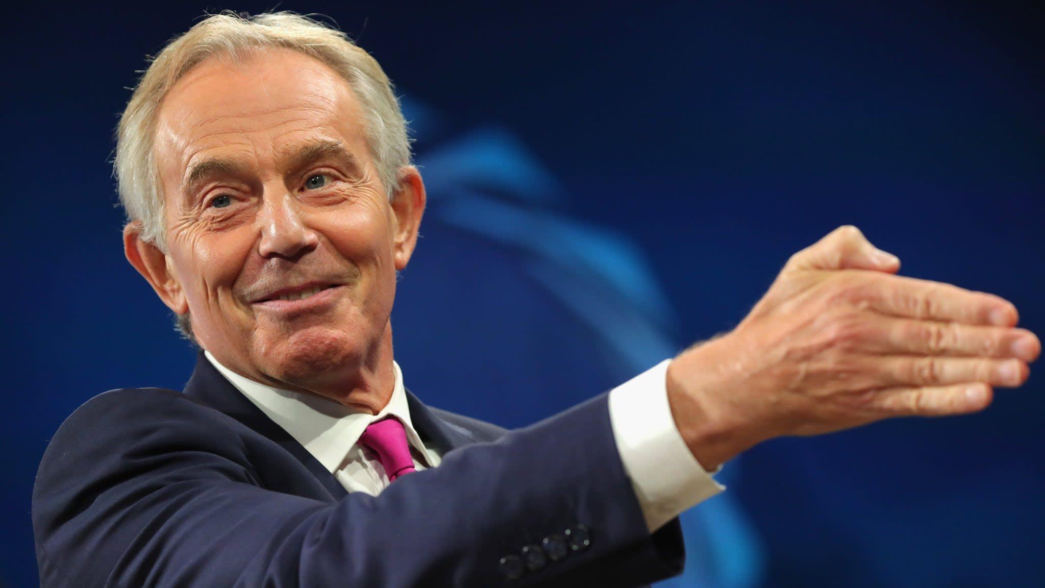 Tony Blair Institute confirms donations from Saudi Arabia