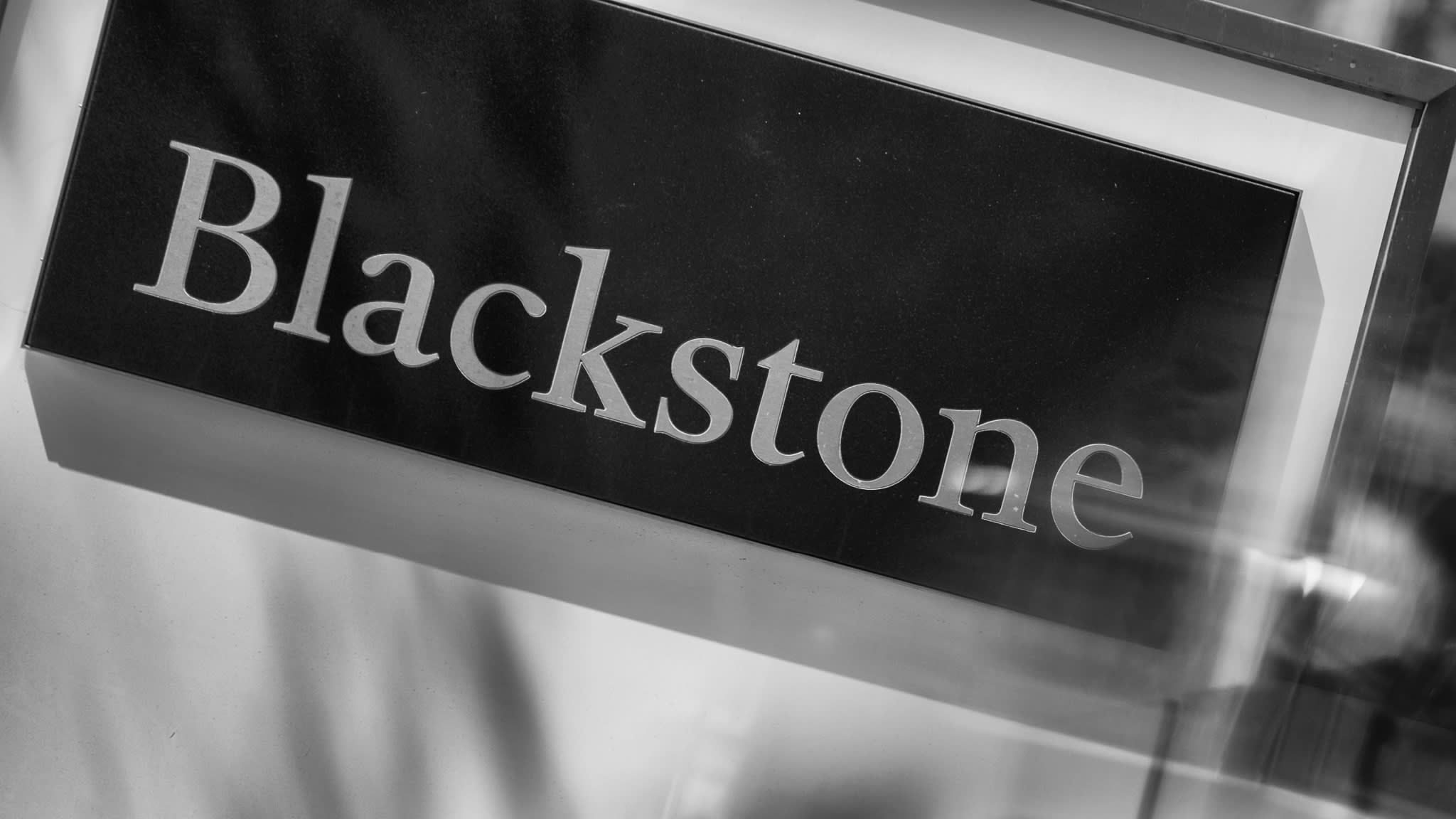 Property star's promotion signals likely Blackstone succession